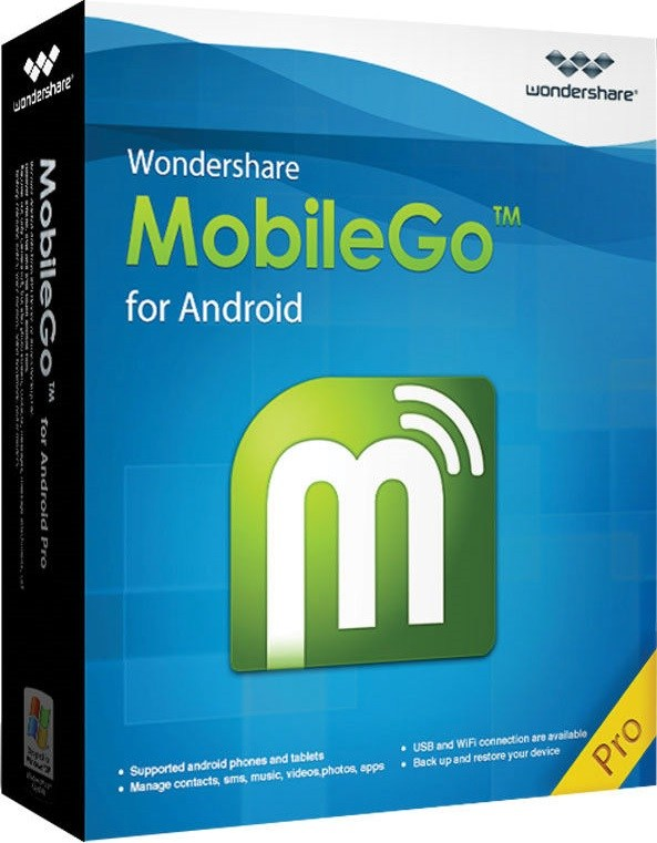 MobileGo 8.5.0 By Wondershare + Full Crack Setup 2018