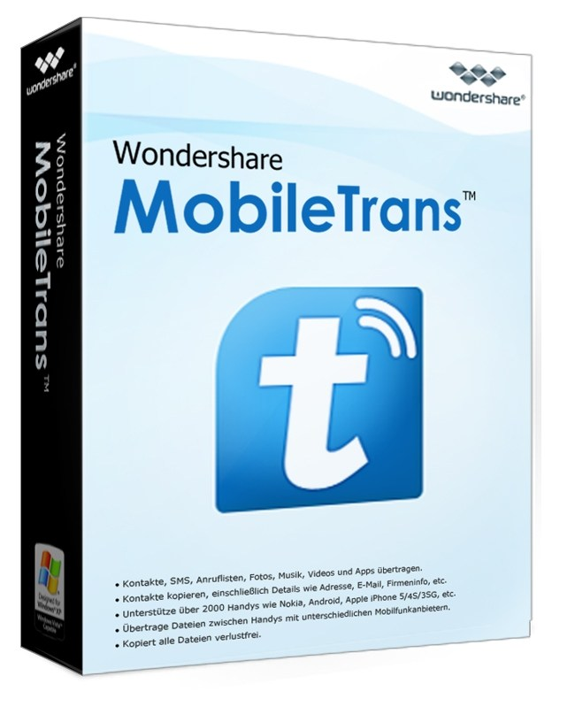 MobileTrans 7.9.7 For All Windows Crack 2018 By Wondershare