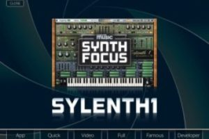 Sylenth1 2018 For Mac & Windows + Crack Keygen