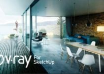VRay 3.6 For SketchUp With 2018 Crack