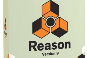 Reason 9 Download Free With 2018 Crack & Keygen
