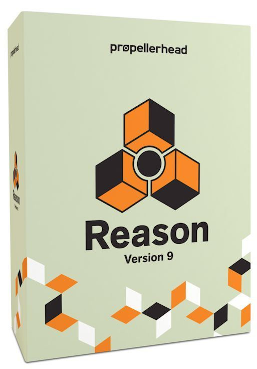 Reason 9 Download Free With 2018 Crack & Keygen