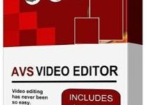 AVS Video Editor 8.1.1.311 Full Crack With Patched Version