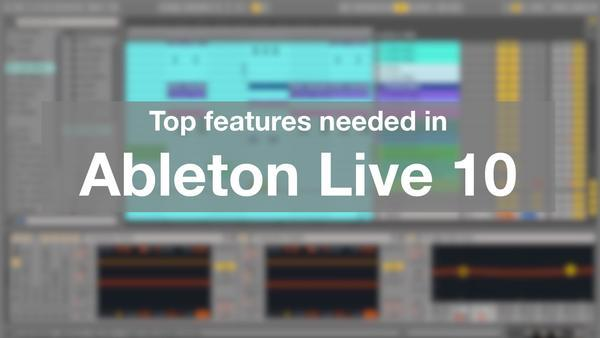 ableton live 10 free download