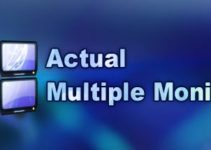 Actual Multiple Monitors 8.12 Full Crack File With License Key