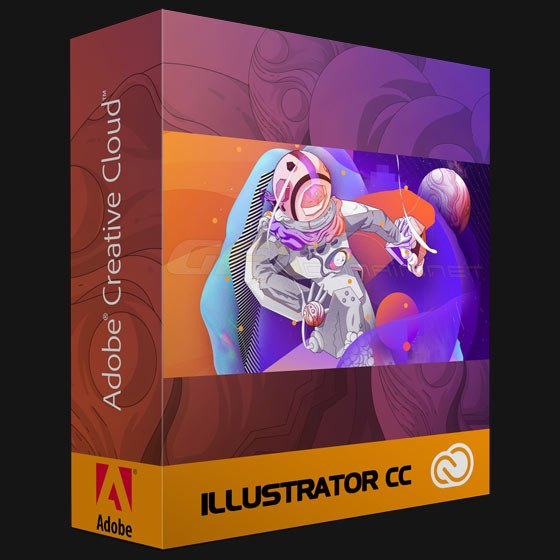 Adobe Illustrator CC 2018 For Mac/Windows Crack [amtlib.dll]