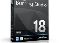 Ashampoo Burning Studio 18 Crack With Full Version key