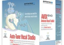 Autotune 8 Full Version Crack By Antares For Voice Editing
