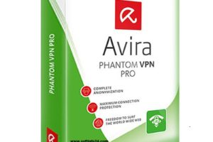 Avira Phantom VPN Pro 2.16 With Crack 2019 Latest Version