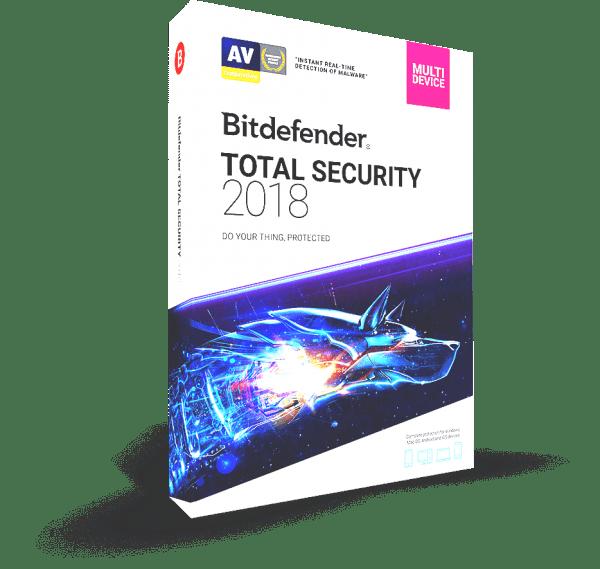 Bitdefender Total Security 2019 Full Crack, Keygen & Patch