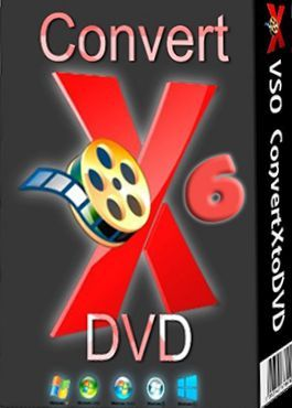 ConvertXtoDVD 7 Crack For All Devices + Serial Number