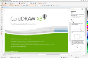 CorelDRAW X8 Crack Full Version With Xforce Keygen 2019 [Updated]