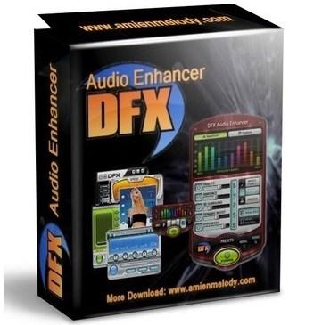 DFX Audio Enhancer 13 Crack For Ever Full Registration