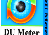 DU Meter 7.30 Crack Build 4769 + Serial Key Latest Version