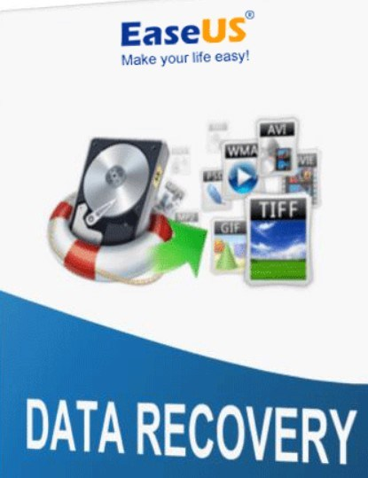 EaseUS Data Recovery Wizard 12 Crack Full + License Number