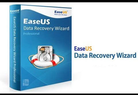 EaseUS Data Recovery Wizard 12 Full Crack, Serial Number