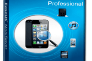 EaseUS MobiSaver 7.5 For iPhone Full Cracked + key