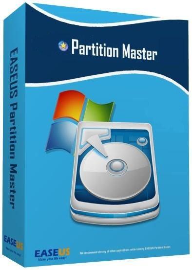 EaseUS Partition Master 12.9 Setup Full Crack, Serial Number