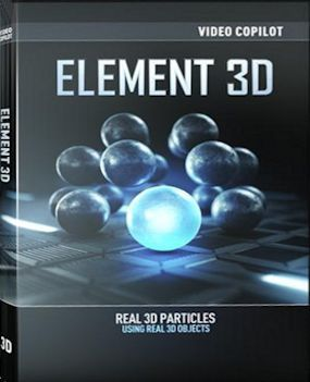 Element 3D v2.2 Full Version Crack 2019 By Video Copilot