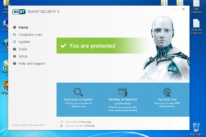 Eset Smart Security 10 With Lifetime Crack & Serial Number
