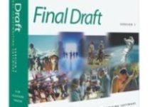 Final Draft 11.0.0 Crack Mac Latest 2019 Keygen Code