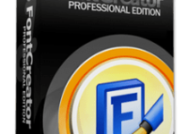 FontCreator 11.5.0 Crack Full Version With Keygen