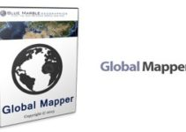 Global Mapper 20 Full Version Crack, Keygen Full Setup