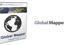 Global Mapper 20 Full Version Crack, Keygen Full Setup