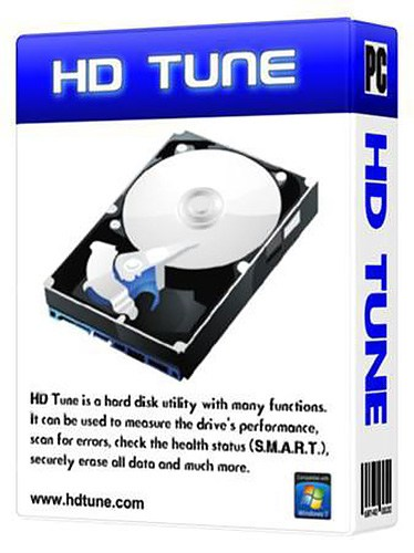 HD Tune Pro 5.70 Crack With 2019 Final Serial Code