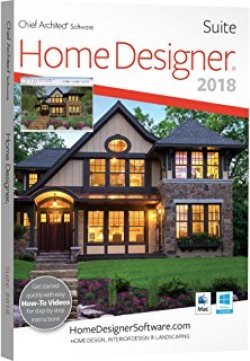 Home Designer Pro 2019 Crack Full Version [Chief Architect]