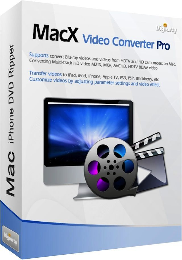 MacX Video Converter 6 Pro For Windows Crack Full Version