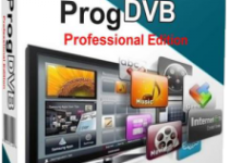ProgDVB Professional 7.25.5 Full Version Crack With Keygen
