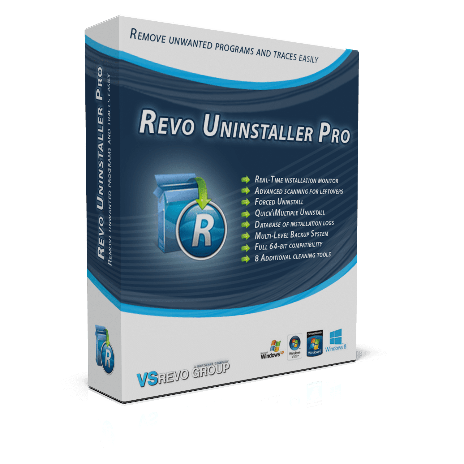 Revo Uninstaller Pro 4.0.0 With Crack, & License key Download
