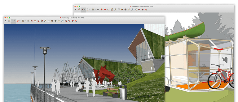 SketchUp Pro 2019 Full Version Crack + License Key Mac & Win