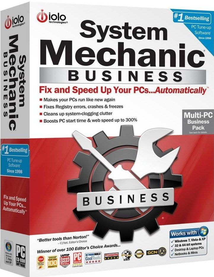System Mechanic 2019 Pro Crack By lolo Free Download