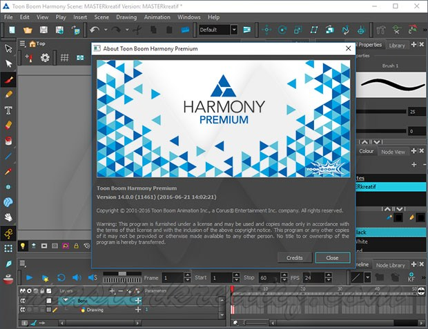 Toon Boom Harmony 15 Crack Full Version Windows Mac
