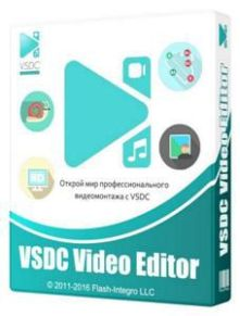 VSDC Video Editor Pro 5.8.9 Crack With Full License Number