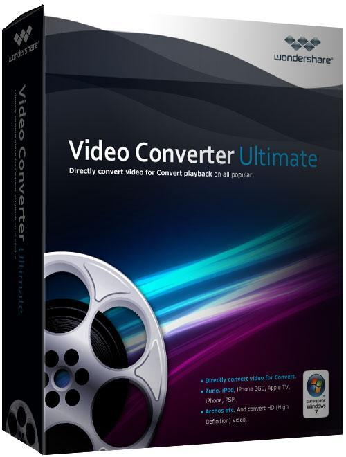 Wondershare Video Converter 10.3 Crack Ultimate 2019