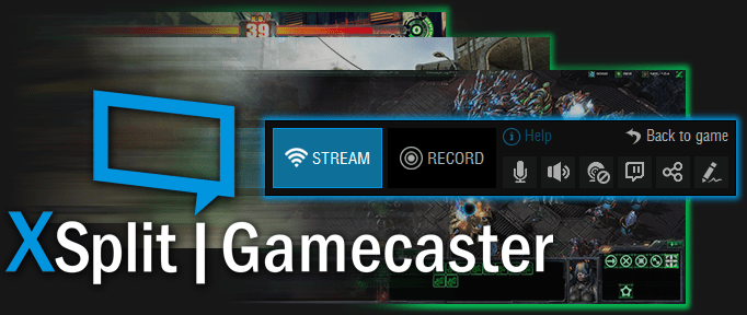 XSplit Gamecaster 2019 Premium Version Crack Download