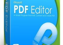 iSkysoft PDF Editor Pro 6.3.5.2806 Crack 2019 For Mac&Win