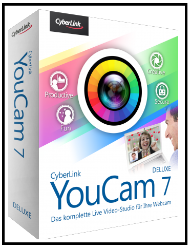 CyberLink YouCam Deluxe 8.0 Full Verion Crack, Activation Key