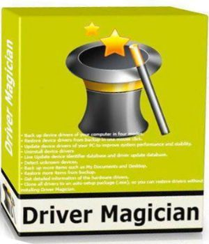 Driver Magician 5.1 With Latest Version Crack Free Download