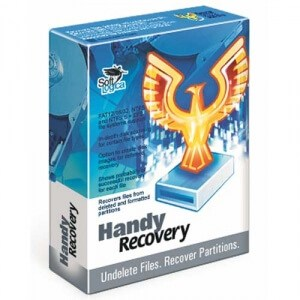 Handy Recovery 5.5 Crack, Serial Number Free Download