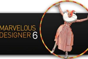 Marvelous Designer 7.5 Crack Latest Version For MAC Win