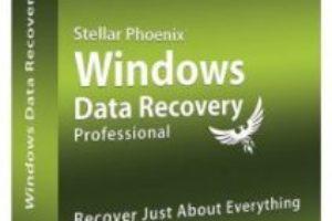 Stellar Phoenix Data Recovery Software 8 Pro Crack & License