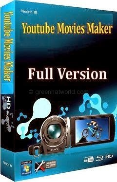 YouTube Movie Maker 16 Platinum UltraPrime Crack Full Version